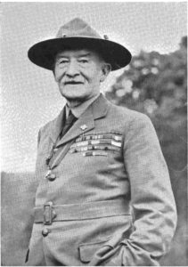 Sir Robert Stephenson Smyth Lord Baden-Powell