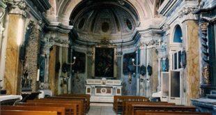 Chiesa di San Filippo e San Giacomo - foto dal sito del Comune di Montegranaro