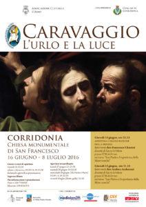 Caravaggio-CORRIDONIA-locandina